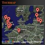 Simple Tourmap